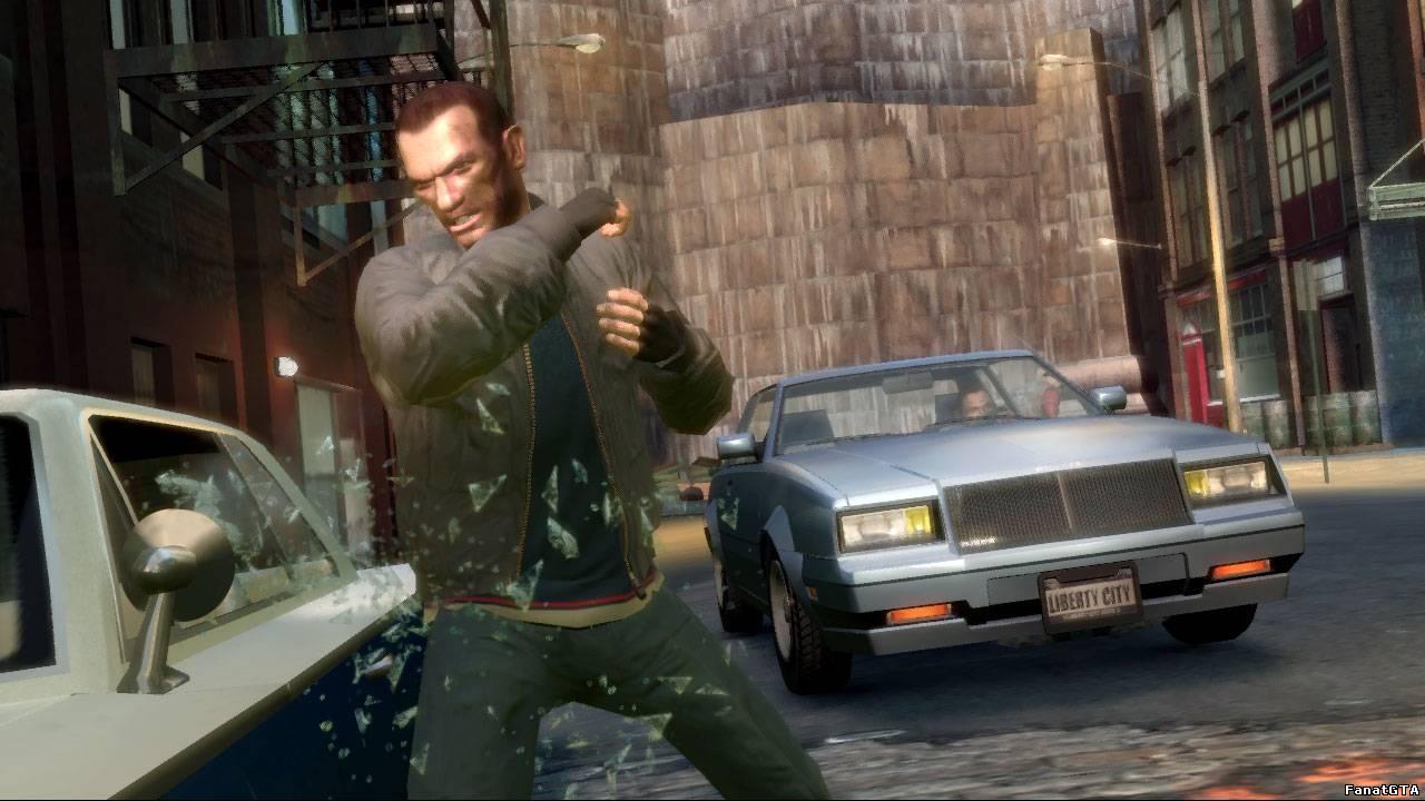 B Игры GTA 4 скачать бесплатно торрент.